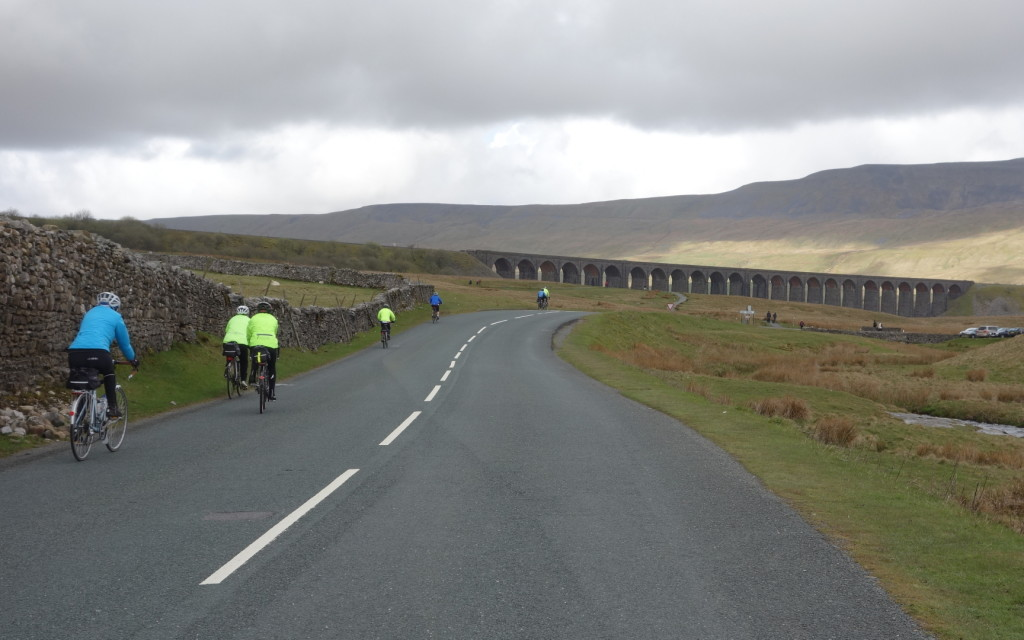 Nearing Ribblehead Viaduct