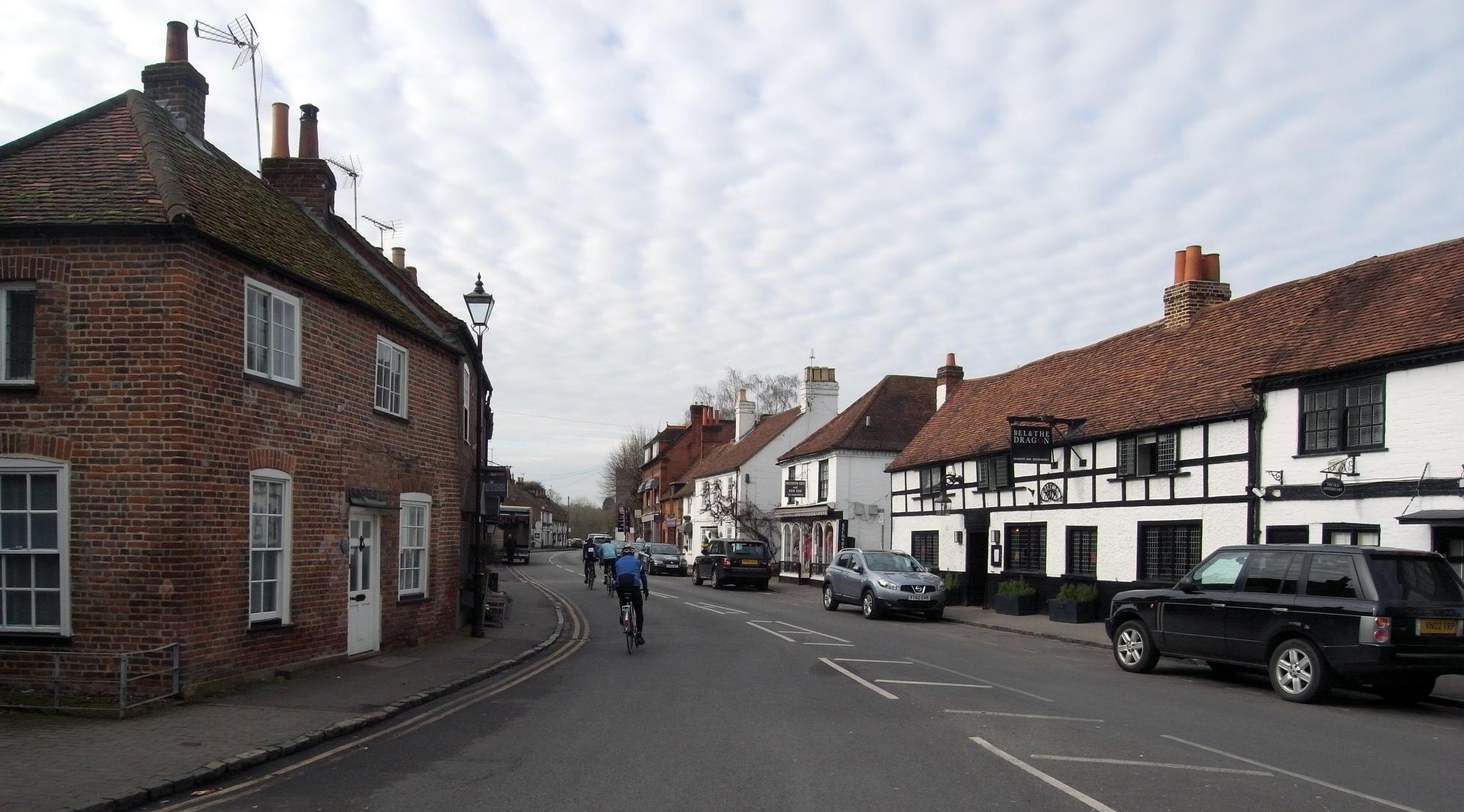 Cookham Village