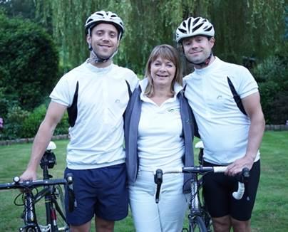 Surrey Hills riders