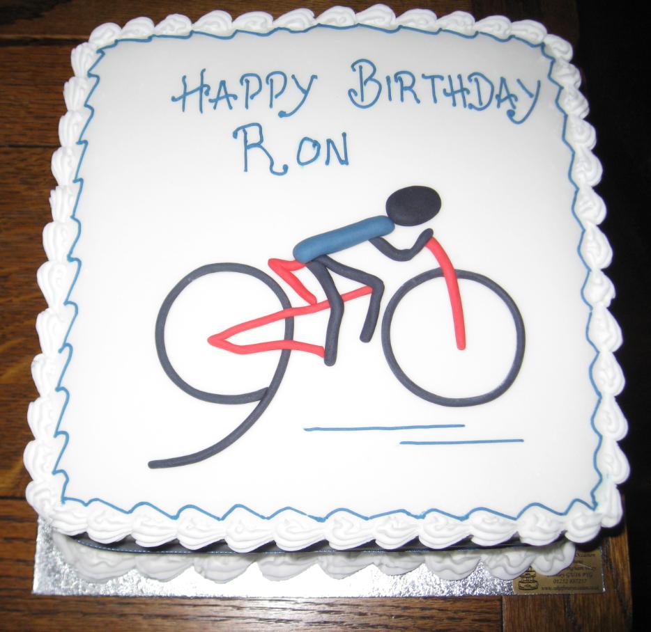 Ron's cake