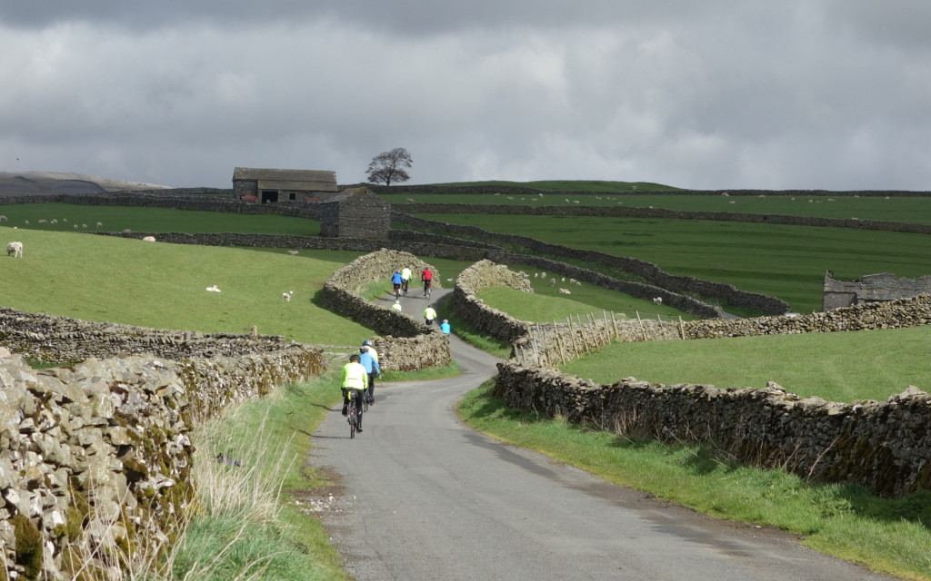 Lane to Stainforth