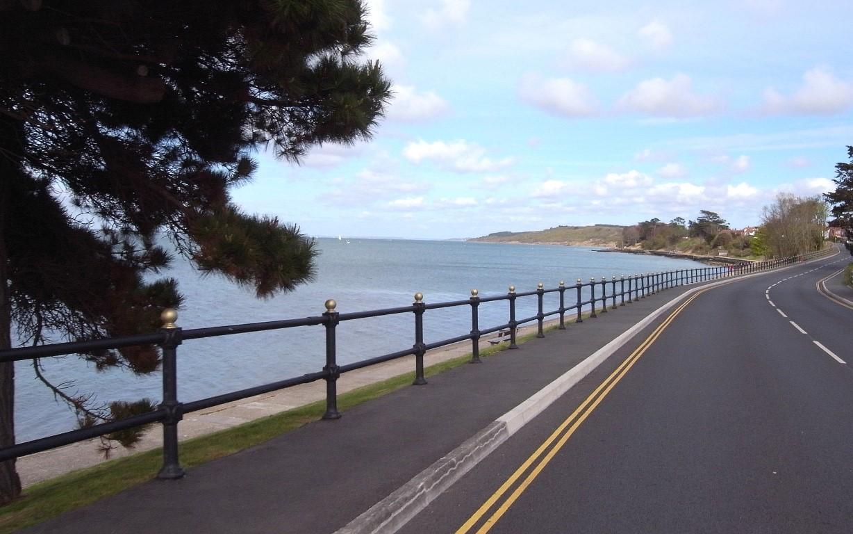 Just beyond Yarmouth